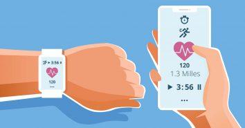 Heart information app