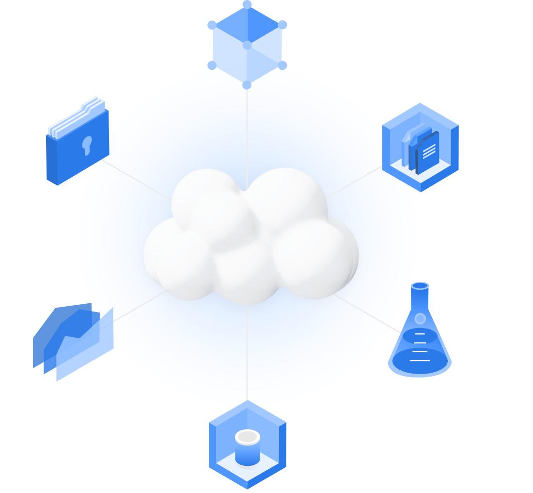 Modernization of data-driven applications