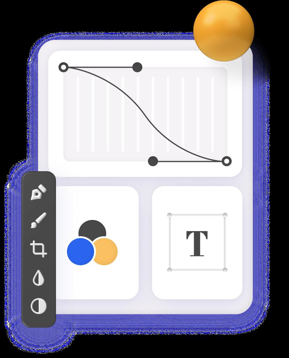 UI/UX design for websites